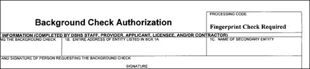 BCCU Authorization for Private HCA