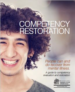Competency Restoration booklet cover