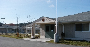 Picture of SCTF Program Building on McNeil Island