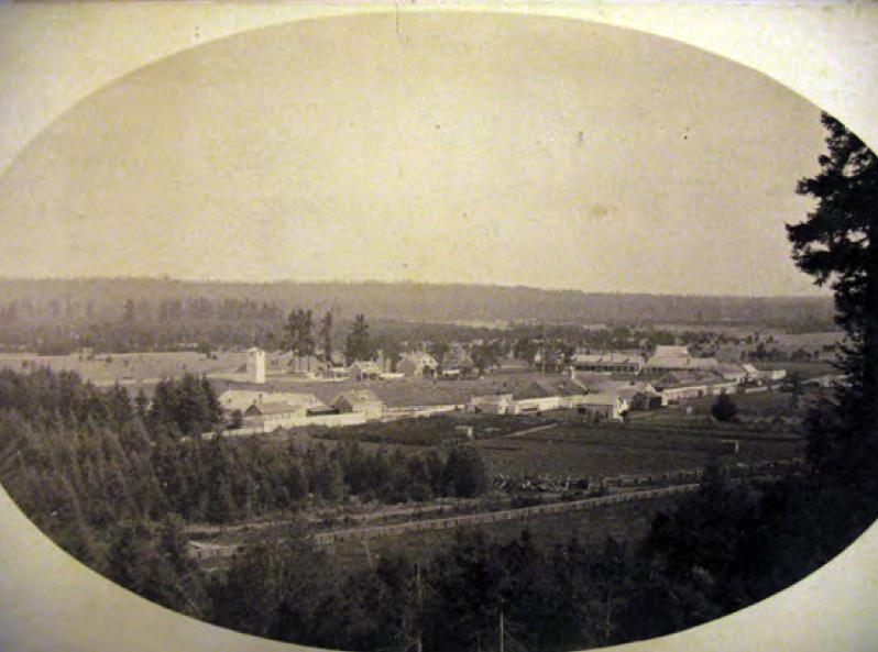Western State Hospital circa 1870s