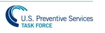U.S. Preventative Services