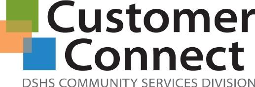 Customer connection logo