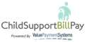 child support bill pay logo