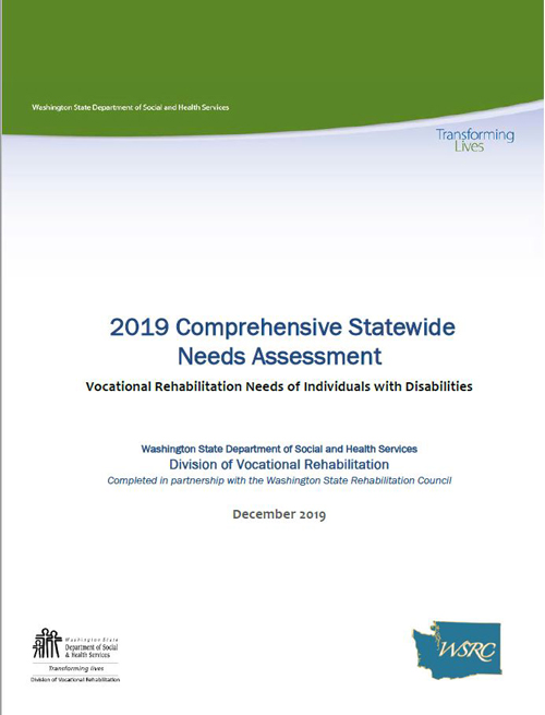 2019 Statewide Needs Assessment