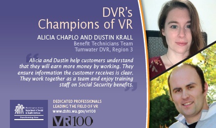 Image of champions of Alicia Dustin