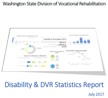 image Disability and Statistics Report.