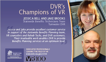 Image of champions of Jessica B and Jake B