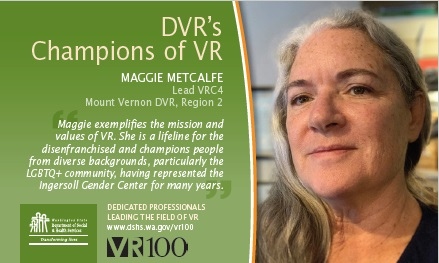 Image of champions of VR Maggie M.