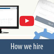 how we hire video