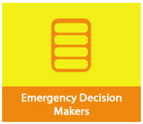 emergency decision makers