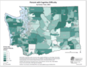 Independent Living Difficulty (ACS data by Census Tract)