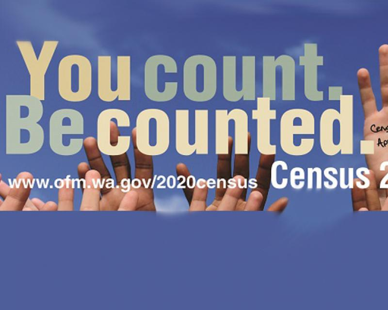 Be counted in census