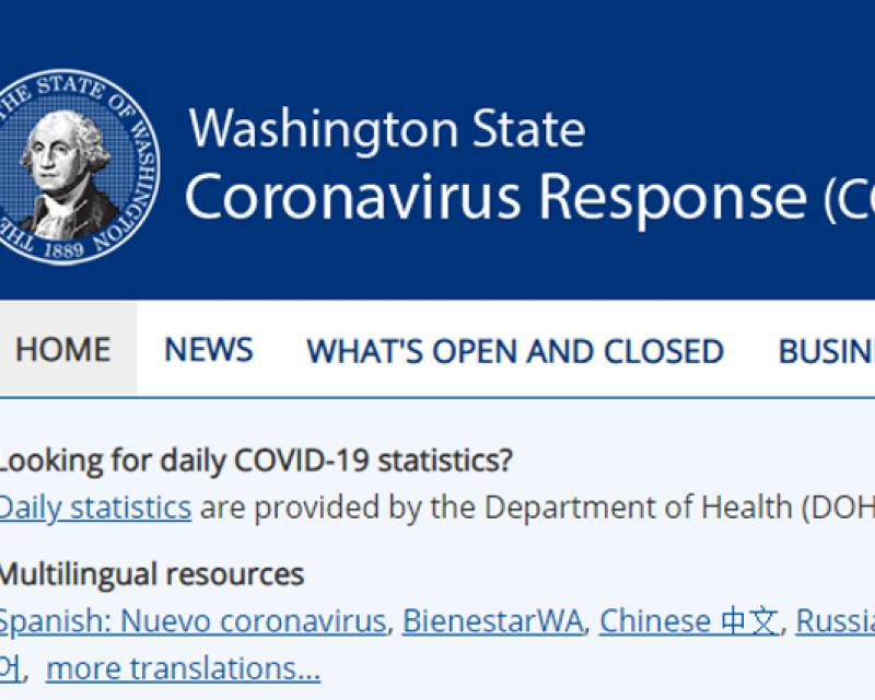 coronavirus.wa.gov