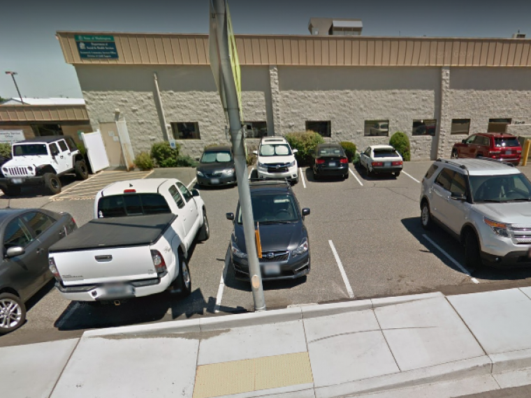 Exterior Photo of Kennewick Customer Service Office