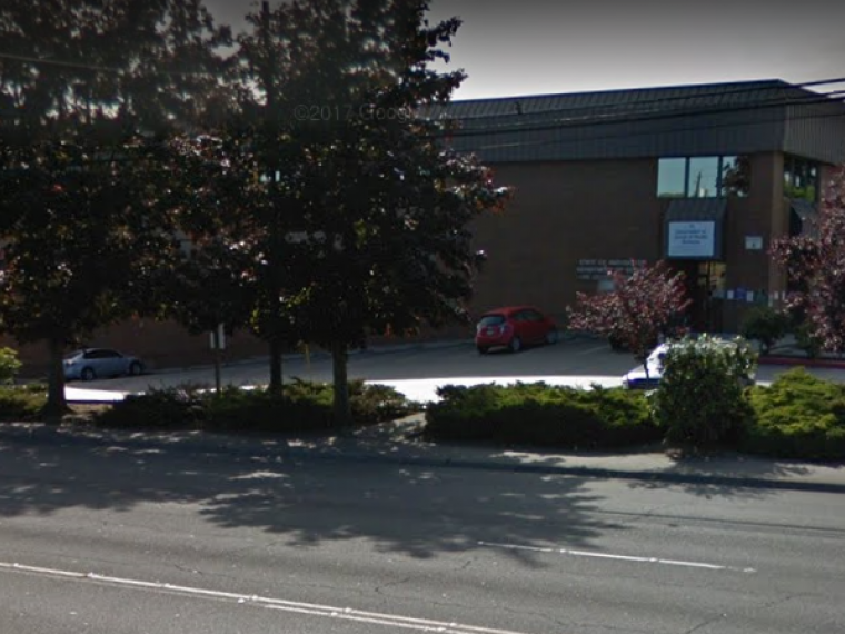 Exterior photo of Everett customer service office