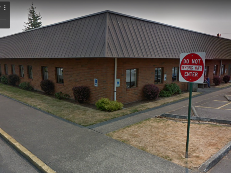 Exterior photo of Bellingham customer service office