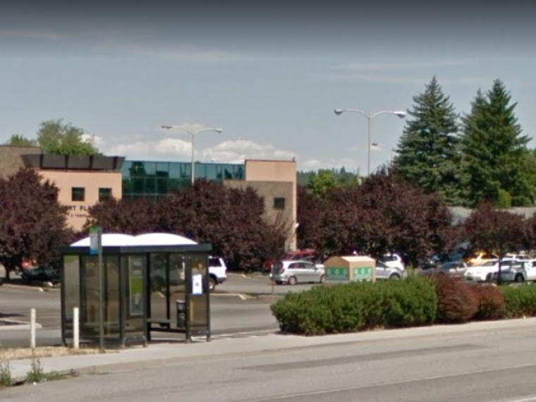 Exterior photo of Spokane Valley customer service office