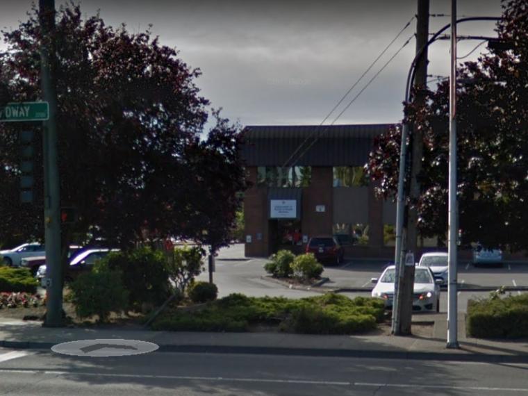 Exterior photo of Everett office