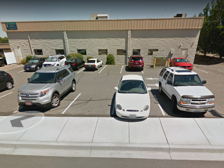Exterior photo of Kennewick office