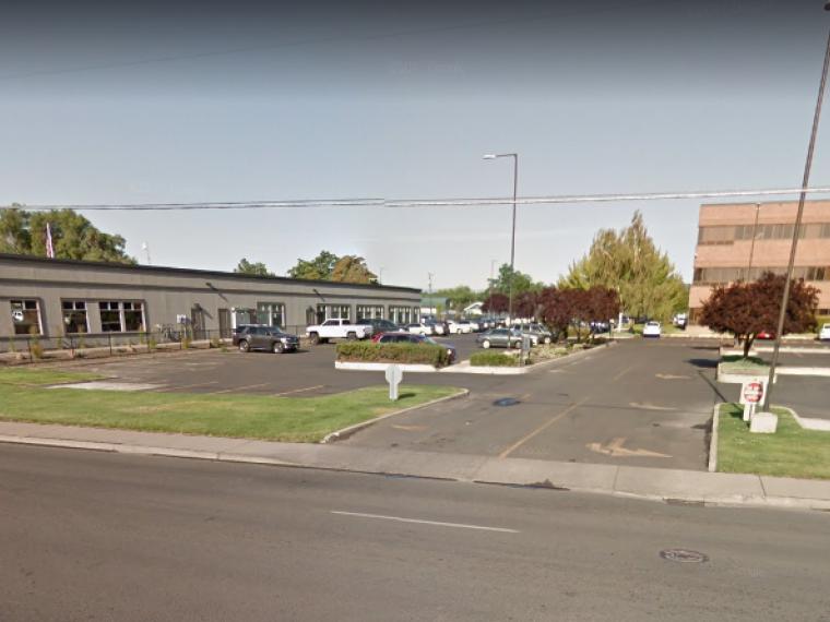 Exterior photo of Yakima office