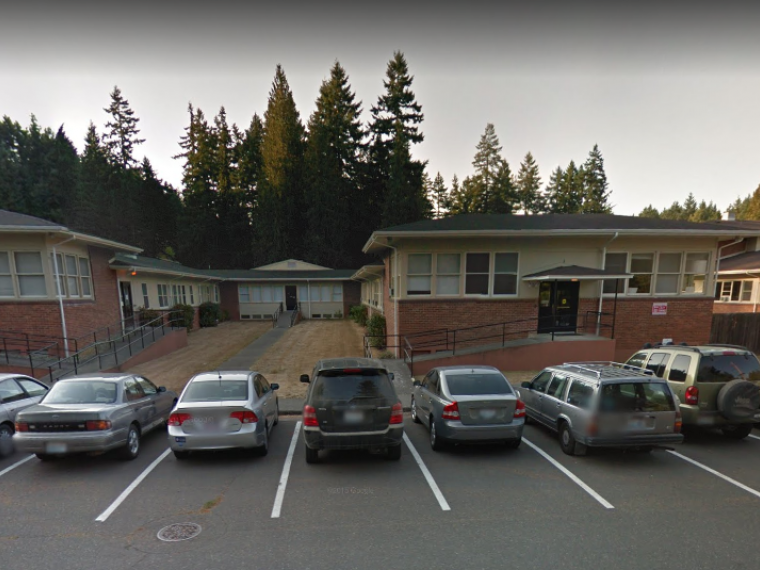 Exterior photo of Bremerton office