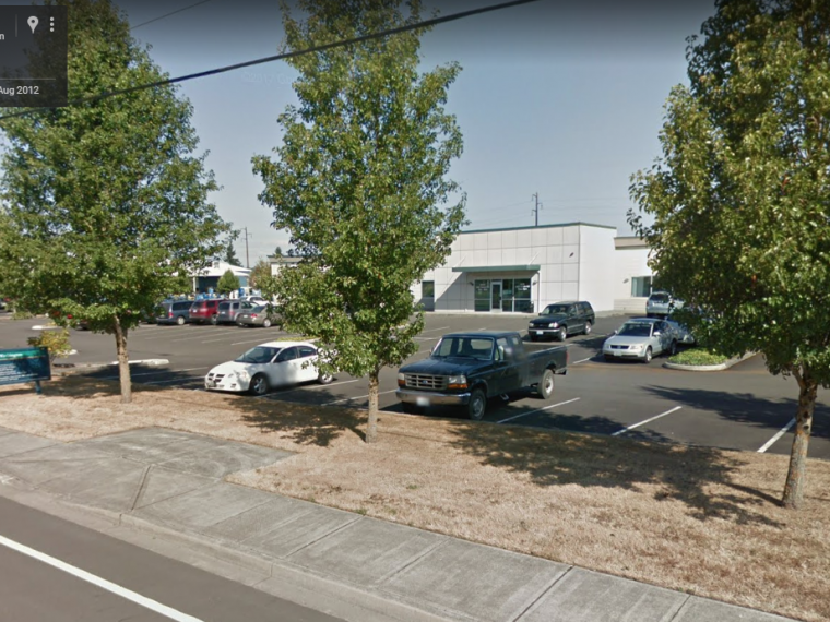 Exterior photo of Centralia office