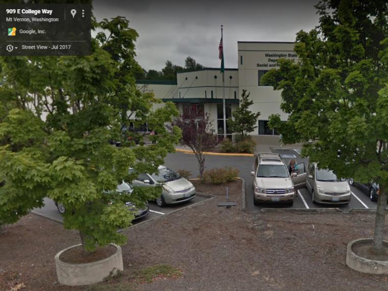 Exterior photo of Mount Vernon office