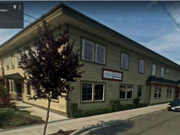 Exterior photo of Port Townsend office