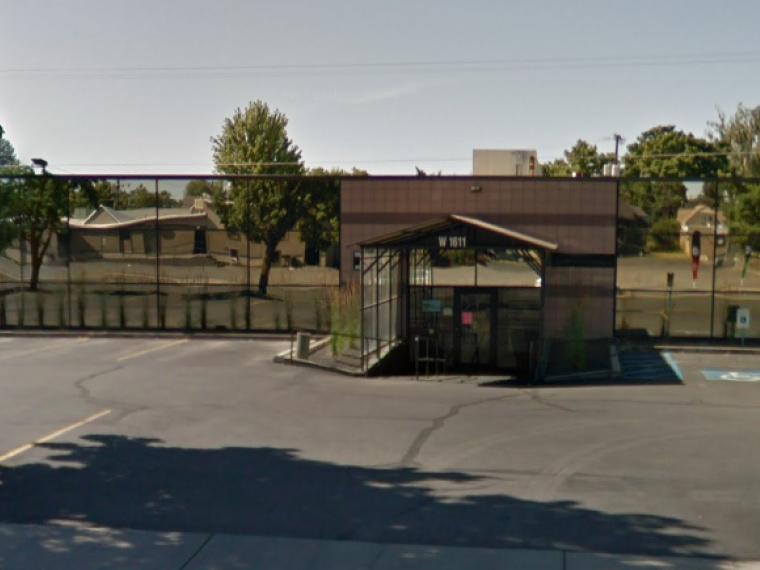 Exterior photo of Spokane office