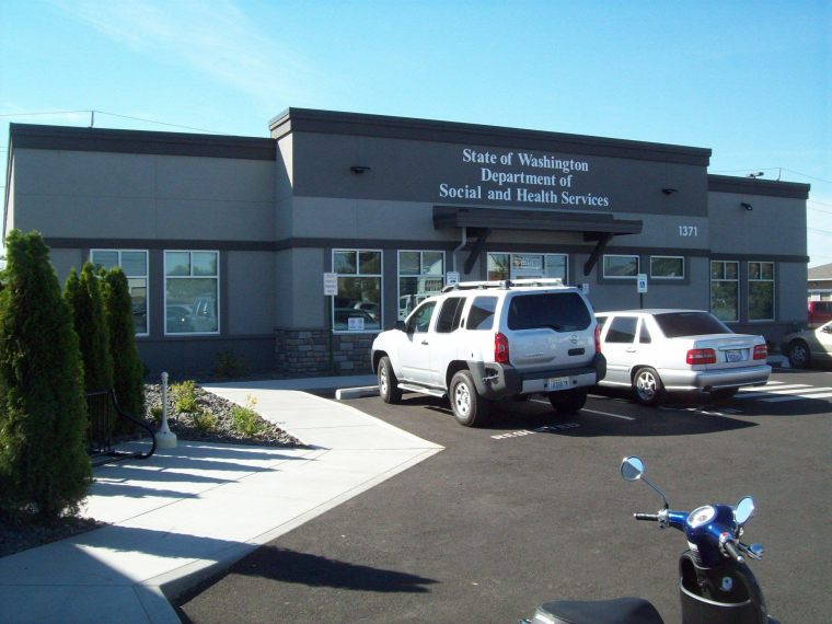 Exterior photo of Walla Walla office