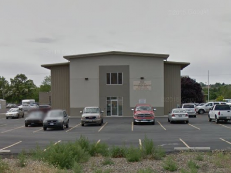 Exterior photo of Yakima office
