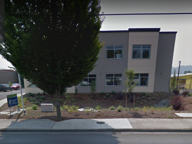 Exterior photo of Puyallup office