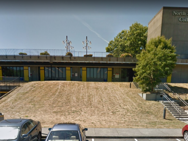Exterior photo of North Seattle office